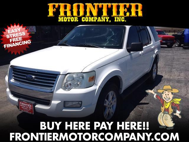 2009 Ford Explorer XLT 4.0L 4WD
