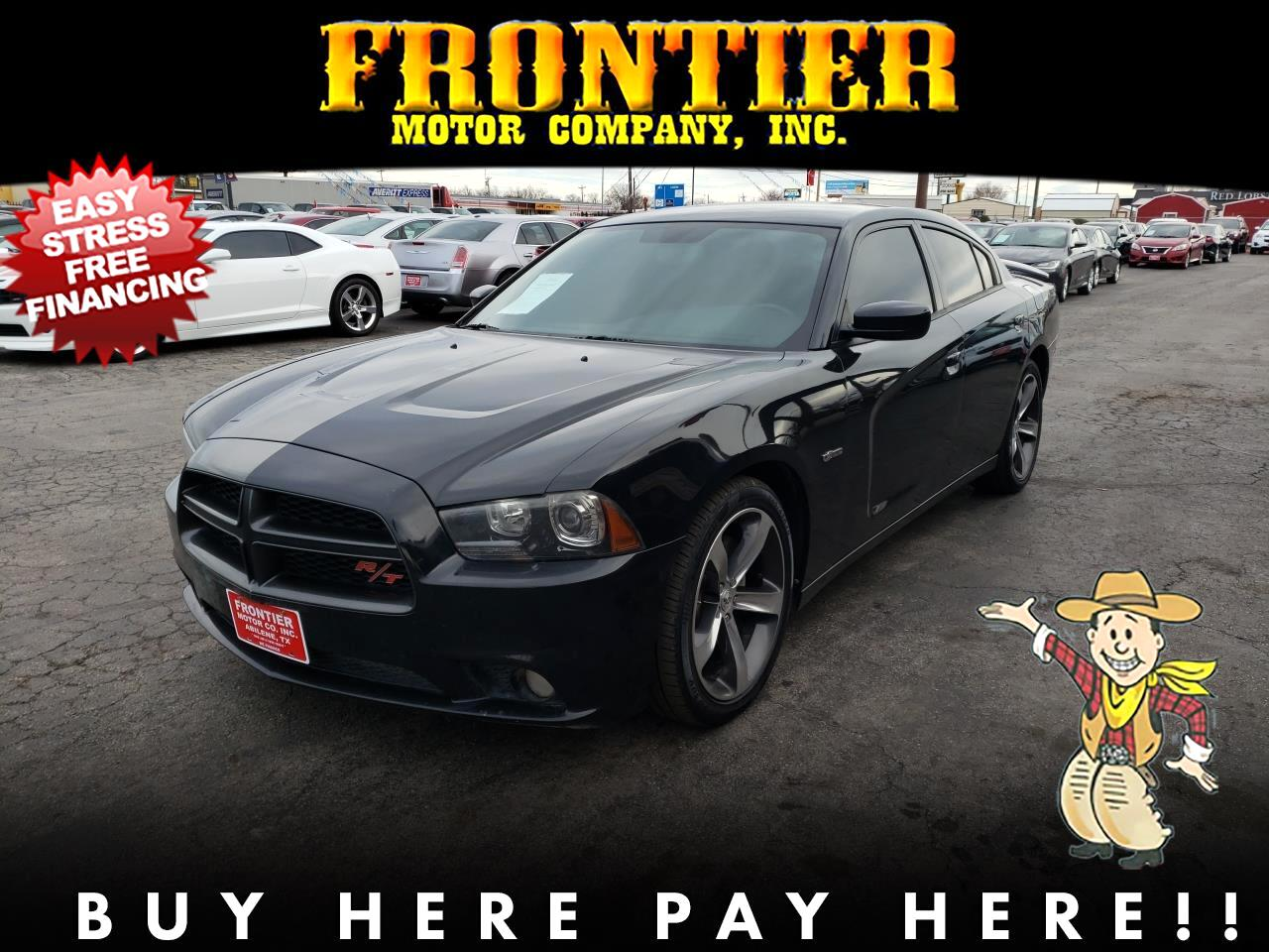 2014 Dodge Charger 4dr Sdn RT 100th Anniversary RWD *Ltd Avail*