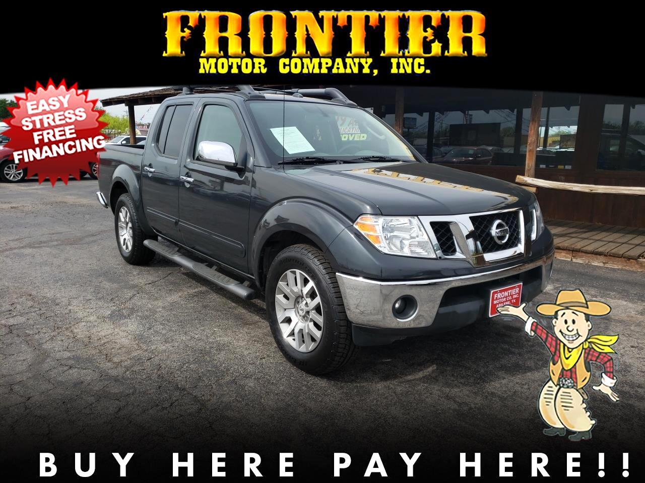 2011 Nissan Frontier S Crew Cab 2WD