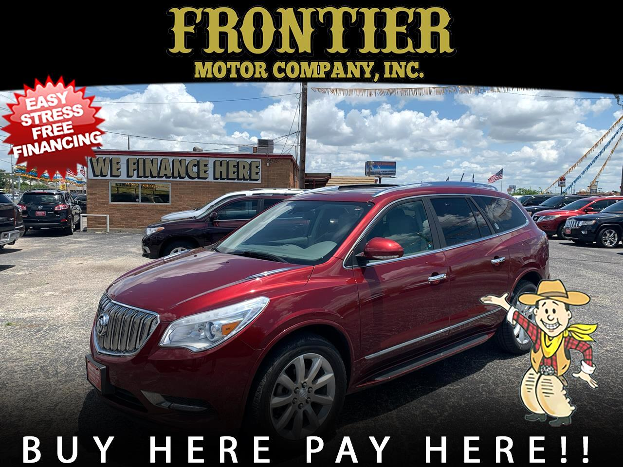 Buick Enclave Premium FWD 2015