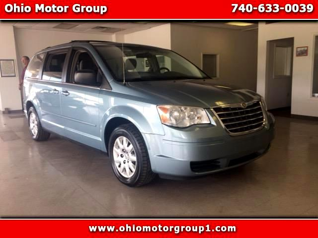 2009 Chrysler Town & Country 4dr LWB LX FWD