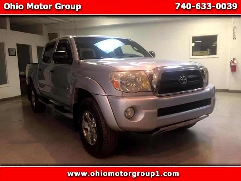 2006 Toyota Tacoma 4WD Double Cab V6 AT SR5 (Natl)
