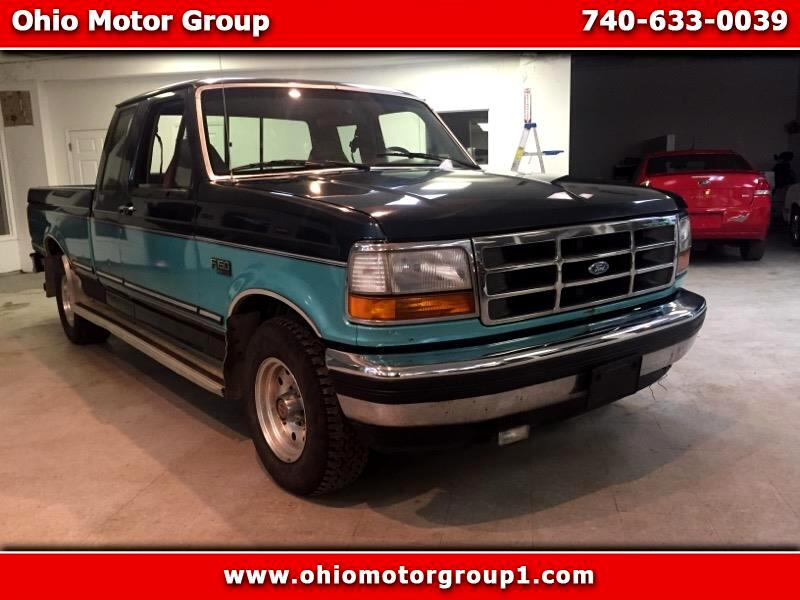 "1994 Ford F-150 2WD SuperCab 145"" Lariat"