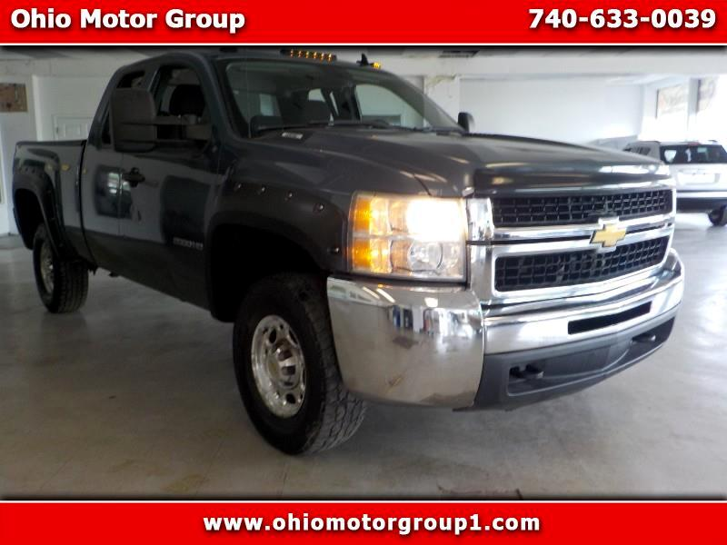2007 Chevrolet Silverado 2500HD LT1 Ext. Cab Std. Box 4WD