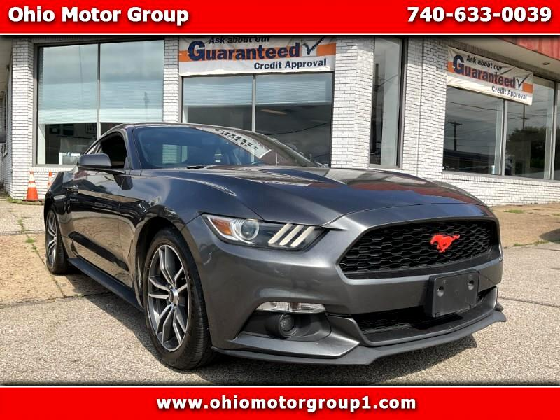 Ford Mustang EcoBoost Premium Fastback 2015