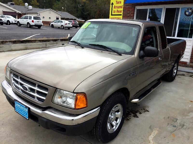 2003 Ford Ranger XLT SuperCab 4-Door 2WD - 387A