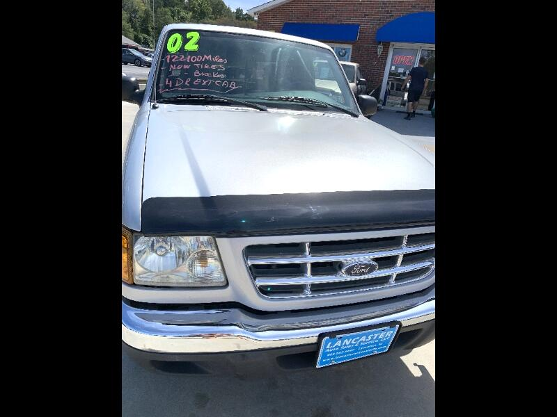 Ford Ranger Edge SuperCab 2WD - 372A 2002