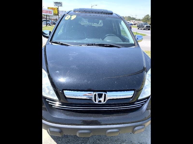 Honda CR-V EX-L 2WD 5-Speed AT 2009