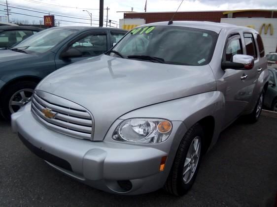 2010 Chevrolet HHR LT2