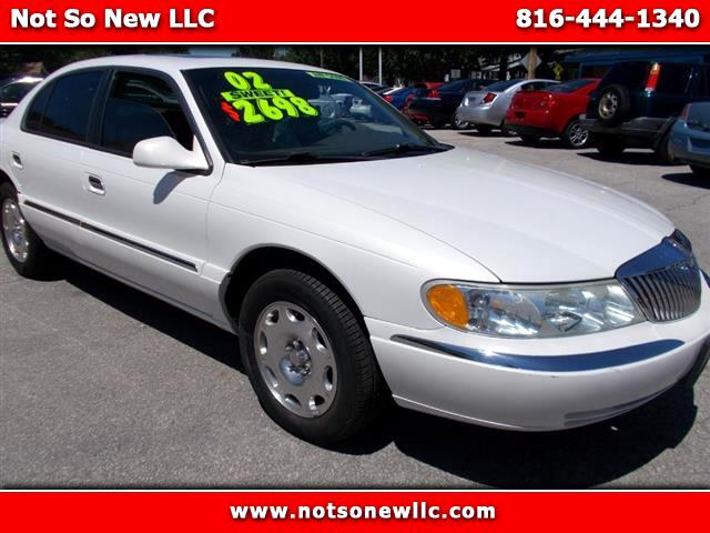 2002 Lincoln Continental Base