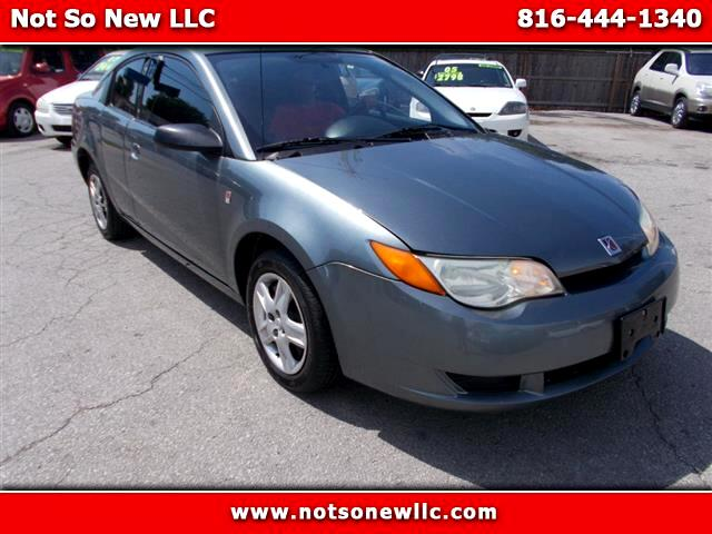 2007 Saturn ION 2 Quad Coupe Manual