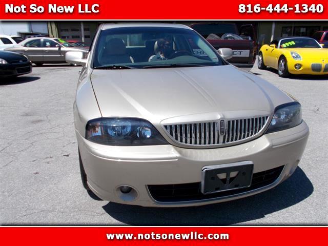 2006 Lincoln LS V8 Ultimate