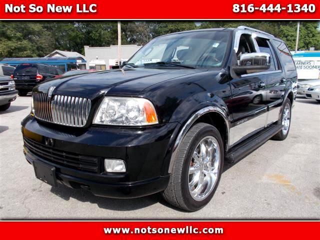 2006 Lincoln Navigator 2WD Luxury