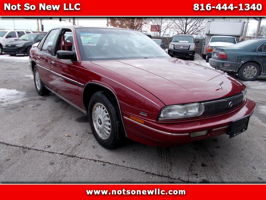 1991 Buick Regal Custom Sedan