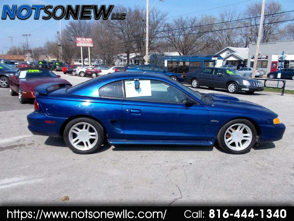 1996 Ford Mustang GT Coupe