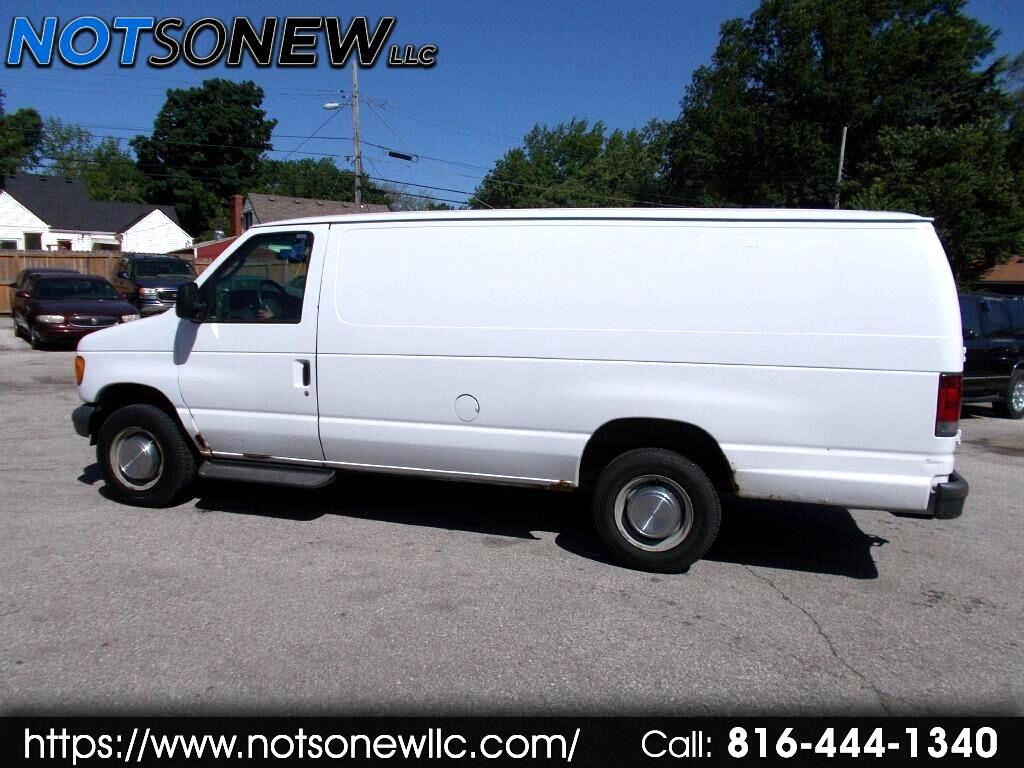 2004 Ford Econoline E-250 Extended