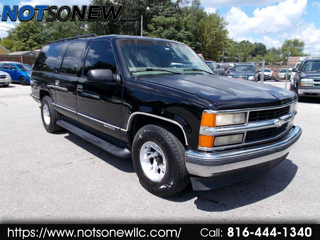 1997 GMC Suburban 1500 2WD