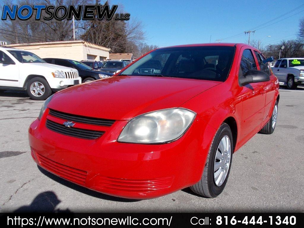 Chevrolet Cobalt LS Sedan 2010