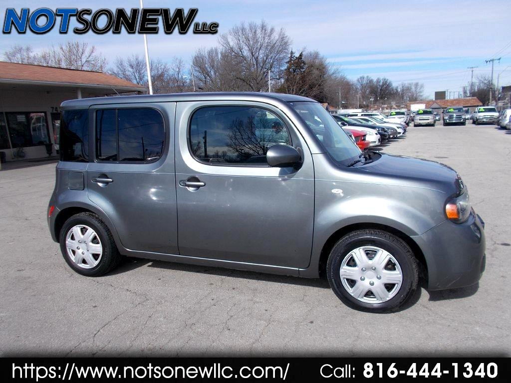 Nissan Cube 1.8 S 2011