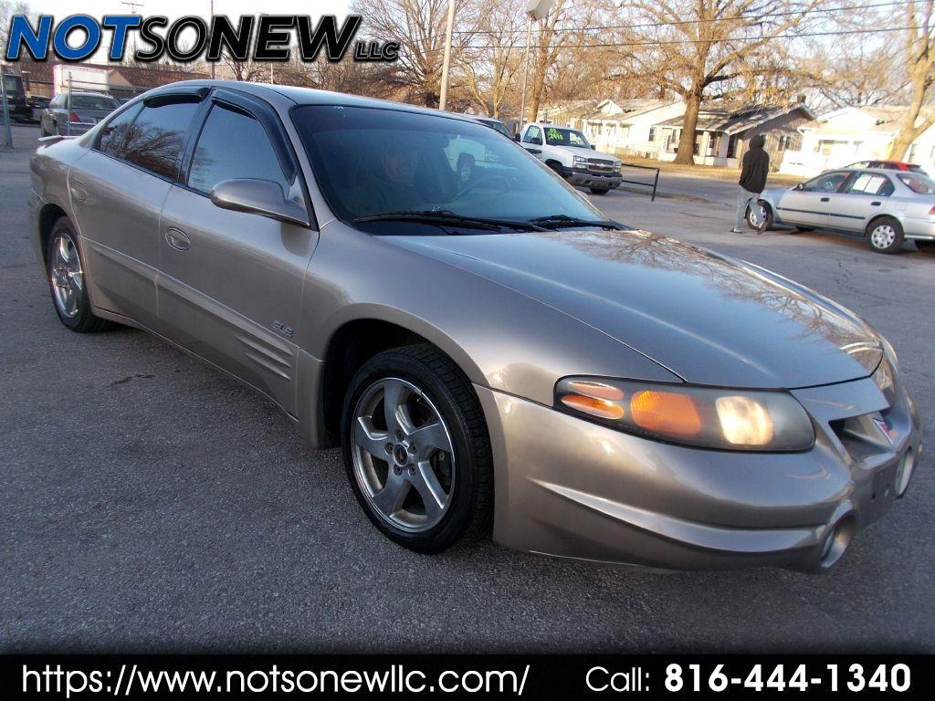 Pontiac Bonneville SLE 2003