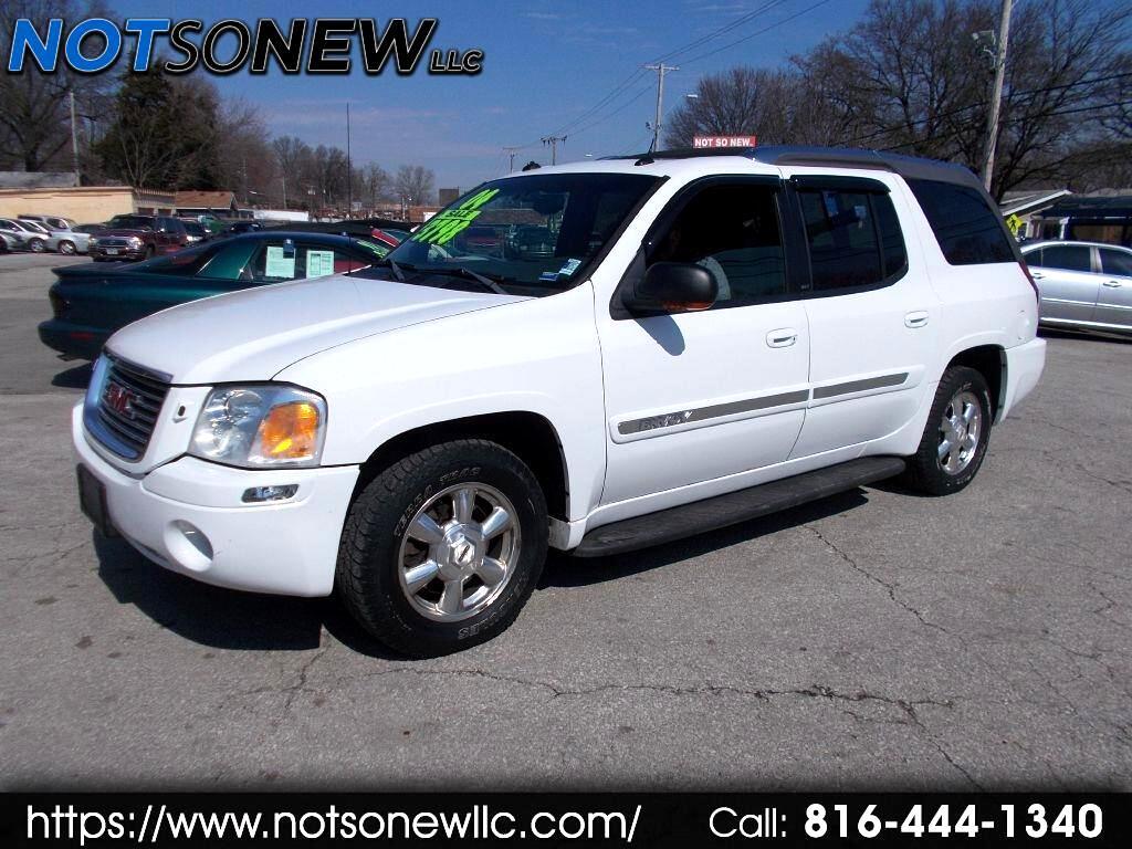 GMC Envoy XUV SLE 4WD 2004