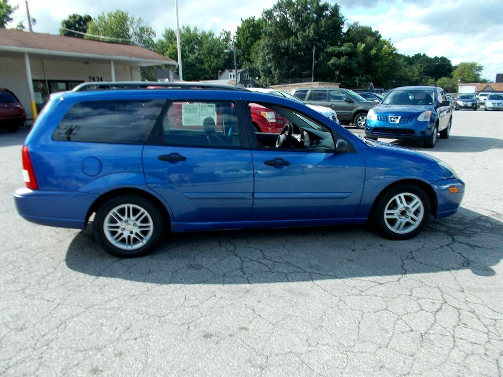 2002 Ford Focus Wagon SE
