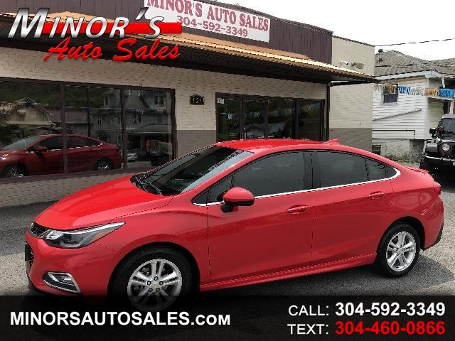 2016 Chevrolet Cruze 1LT Manual