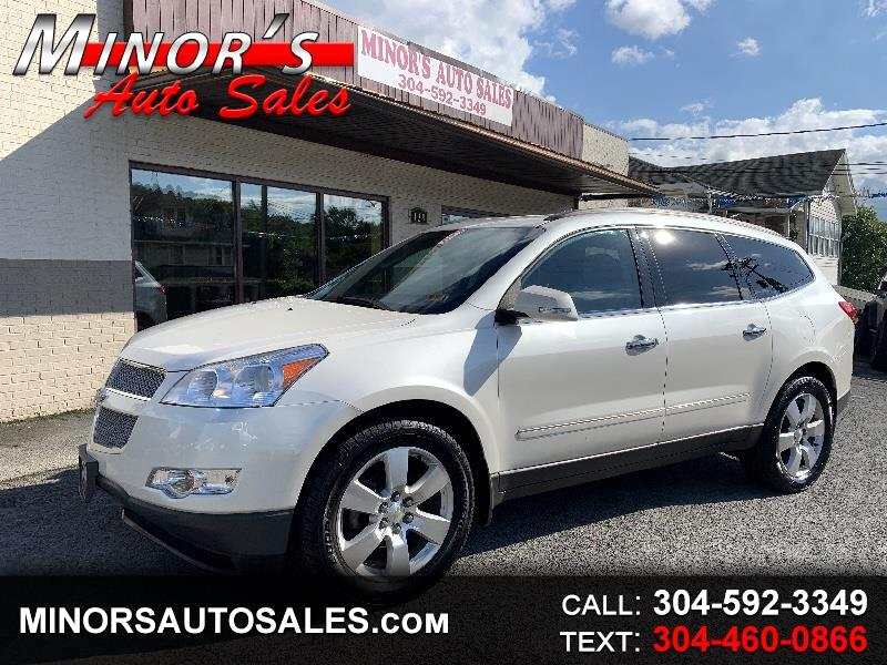 2012 Chevrolet Traverse LTZ AWD