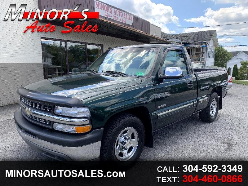 2001 Chevrolet Silverado 1500 Short Bed 2WD