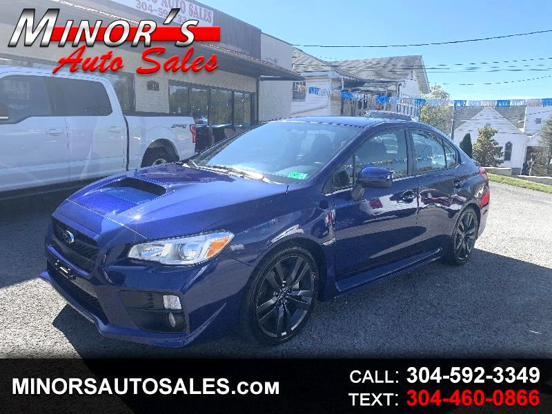 Subaru WRX Premium 6M 2017
