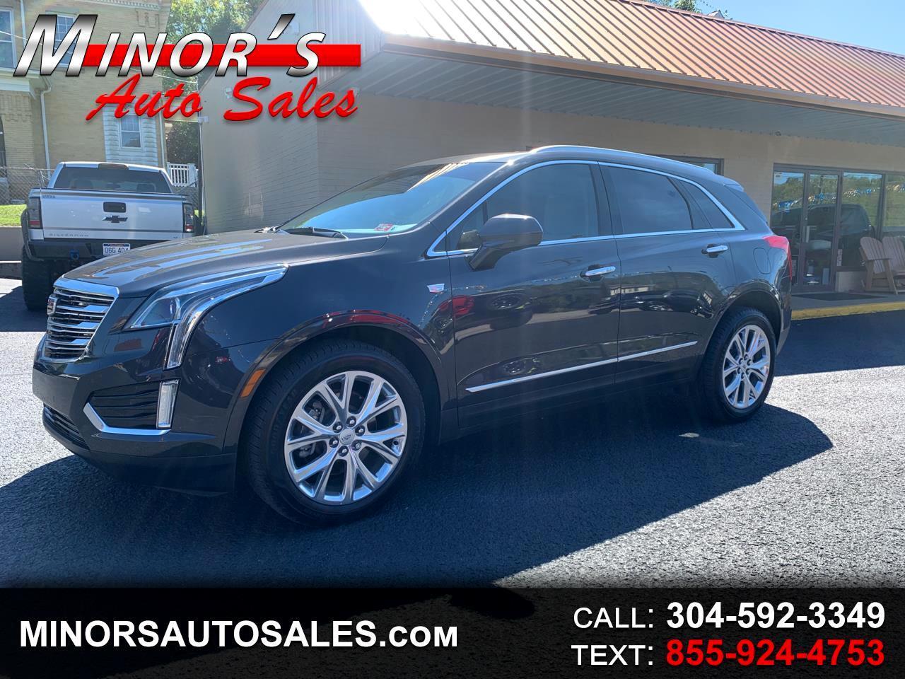 Cadillac XT5 AWD 4dr Luxury 2017