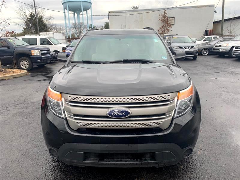 Ford Explorer Base FWD 2013