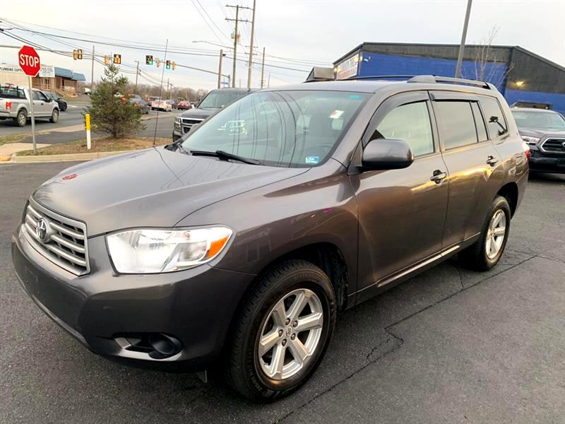 Toyota Highlander Base 4WD 2009