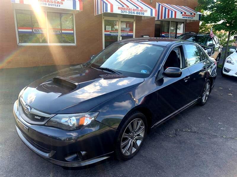 Subaru Impreza WRX Premium 4-Door 2009