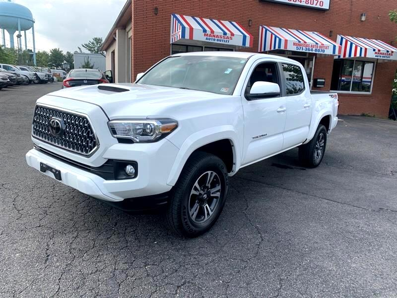 Toyota Tacoma SR5 Double Cab Long Bed V6 6AT 4WD 2019