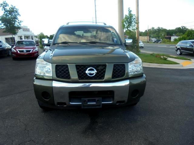 2004 Nissan Armada SE 4WD