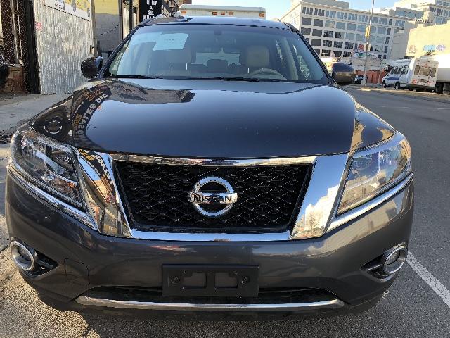 2014 Nissan Pathfinder 4x4 Platinum