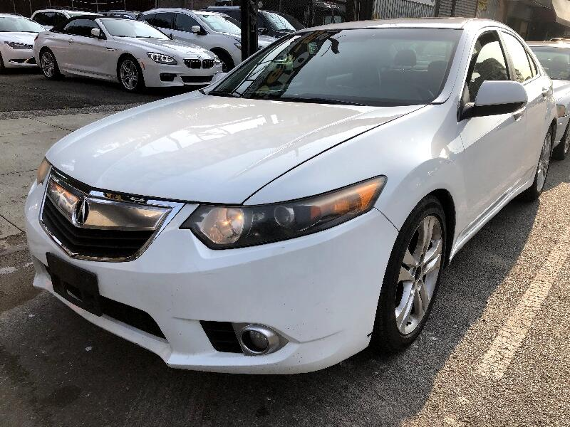 2012 Acura TSX V6 5-Speed AT with Tech Package
