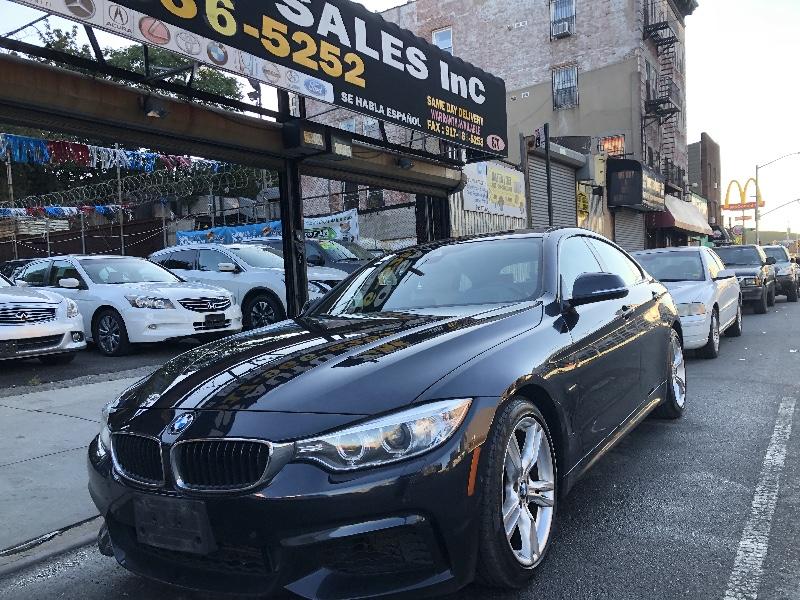 2015 BMW 4-Series Gran Coupe 435i