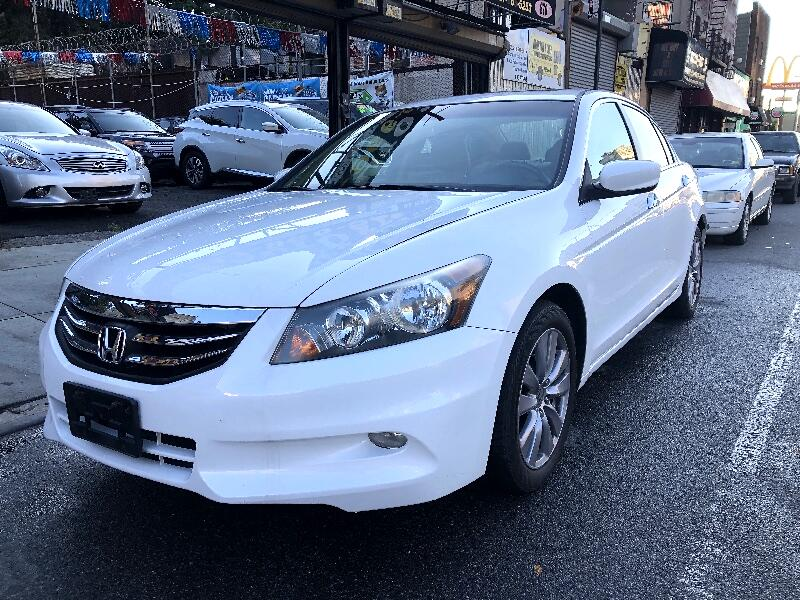 Honda Accord EX-L V6 Sedan AT 2012