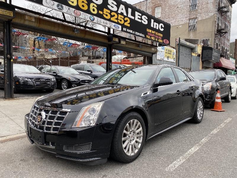 Cadillac CTS Luxury 2013