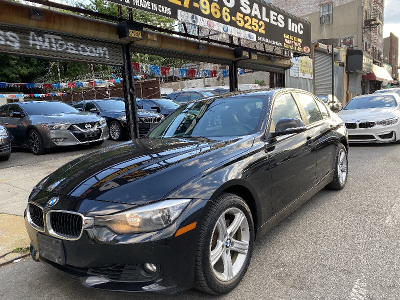 BMW 3-Series 328i xDrive Sedan 2014