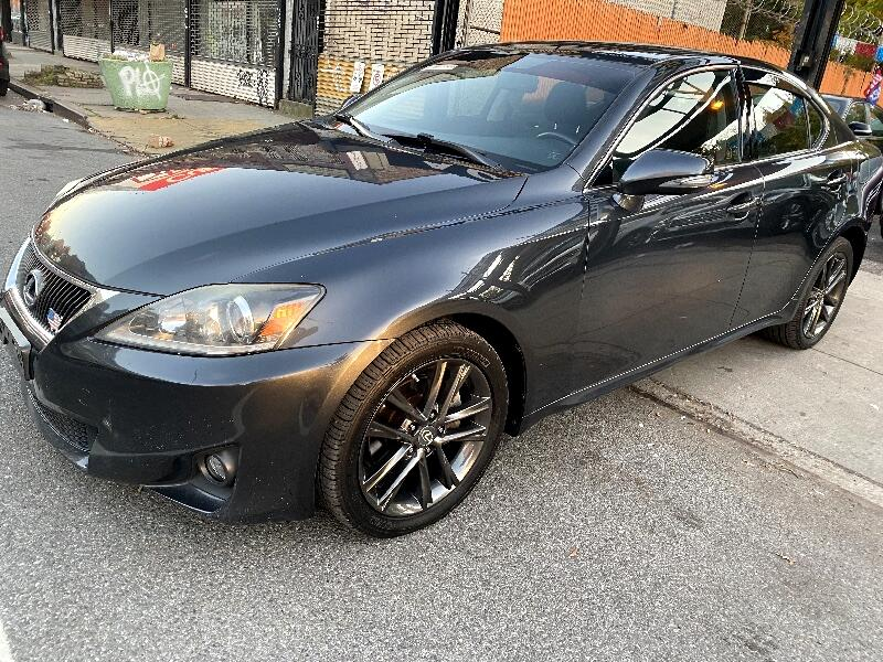 Lexus IS IS 250 AWD 2011