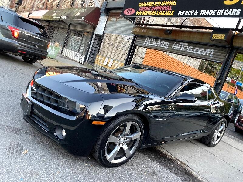 Chevrolet Camaro 2LT Coupe 2011