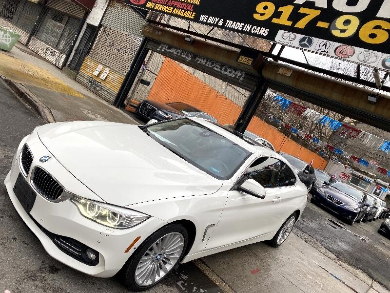 BMW 4-Series 428i xDrive 2014