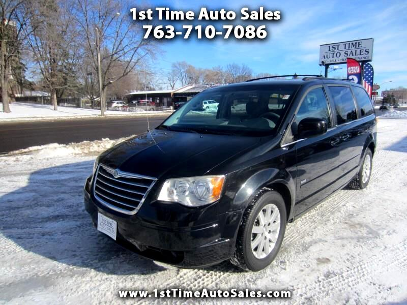 2008 Chrysler Town & Country 4dr Wgn Touring w/Leather 30th Anniversary