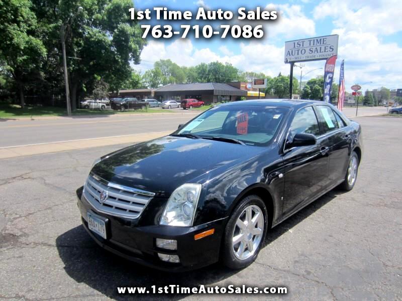 2007 Cadillac STS V6 AWD