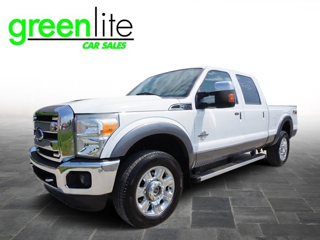 2013 Ford Super Duty F-350 SRW Crew Cab 156