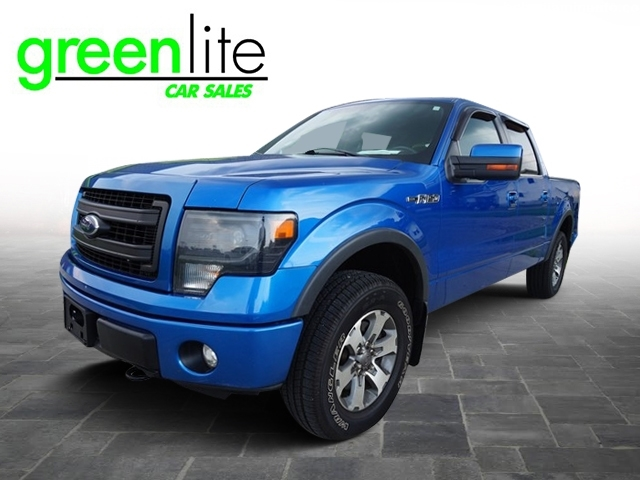 2013 Ford F-150 FX4 4WD Super Crew