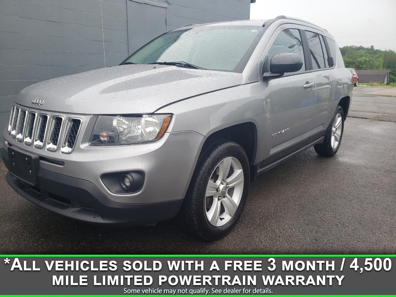 2017 Jeep Compass 2WD 4dr Sport